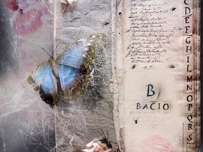 Fragment B : Bacio [Kiss]