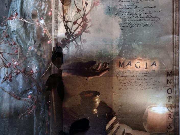 Fragment M : Magia [Magic]