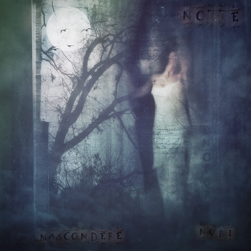 Fragment N: Nascondere - Notte - Nubi - to Hide - Night - Clouds