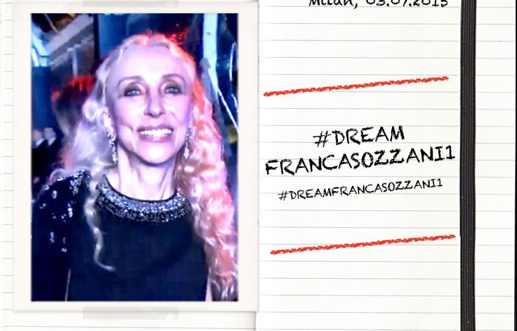 dream #FrancaSozzani1