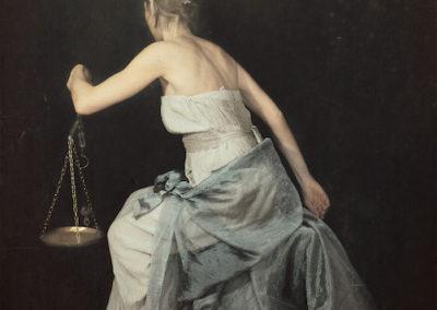 VARIATION #24 - IUSTITIA [Justice]