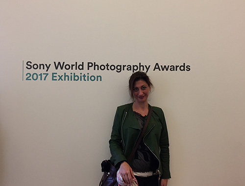 Sony World Photography Award : Me @ Somerset House