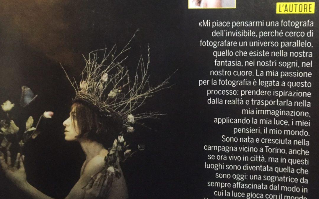 Flora on Nikon Magazine