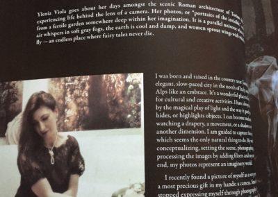 Ylenia VIola on Where Women Create Magazine